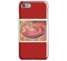 Hunger - Abstract / Symbolic Oil Painting iPhone Case/Skin