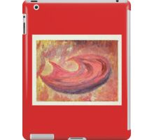 Hunger - Abstract / Symbolic Oil Painting iPad Case/Skin