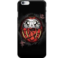 daruma poke iPhone Case/Skin