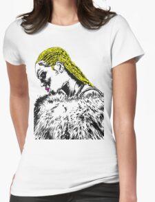 Lemonade Womens Fitted T-Shirt