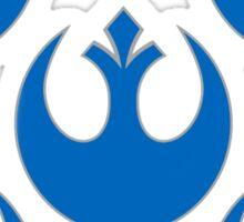 Rebel Alliance starbird general Sticker
