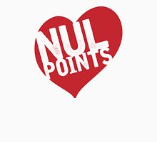Eurovision - Nul Points Unisex T-Shirt