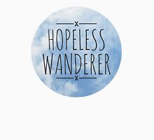 Hopeless Wanderer Unisex T-Shirt