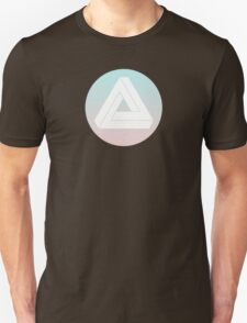 Infinite Triangle Vaporwave T-Shirt