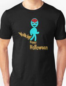 Walking dead happy halloen T-Shirt