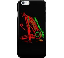 The Low End Theory  iPhone Case/Skin