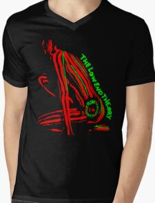 The Low End Theory  Mens V-Neck T-Shirt