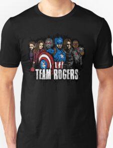 Civil War - Team Rogers T-Shirt