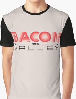Bacon Valley Graphic T-Shirt