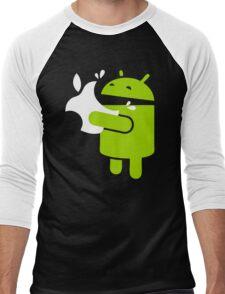 Web Developer Icon Humor Men's Baseball ¾ T-Shirt