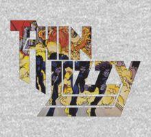 TIN LIZZY JAILBREAK One Piece - Long Sleeve