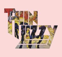 TIN LIZZY JAILBREAK One Piece - Short Sleeve