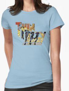 TIN LIZZY JAILBREAK Womens Fitted T-Shirt