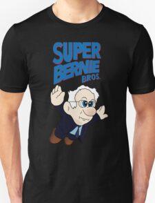 Super Bernie Bros. (With Text) T-Shirt