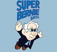 Super Bernie Bros. (With Text) Unisex T-Shirt