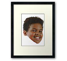 Babou Collection V2 Framed Print
