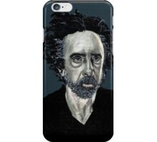 Tim Burton iPhone Case/Skin