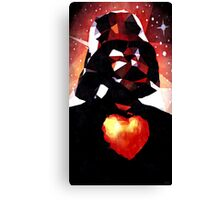 If He Only Had A Heart Canvas Print