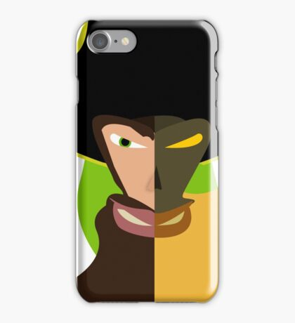 The Pox of LeChuck iPhone Case/Skin