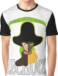 The Pox of LeChuck Graphic T-Shirt