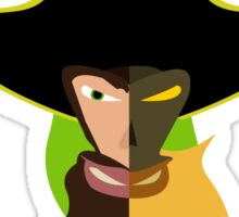 The Pox of LeChuck Sticker