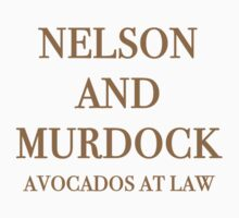 Nelson and Murdock Kids Tee