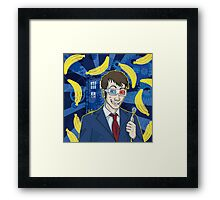 Doctor 10 Framed Print