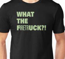 What the firetruck Unisex T-Shirt