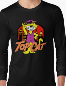 TOP CAT Long Sleeve T-Shirt