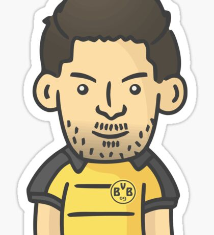 Ilkay Gundogan [Borussia Dortmund 2015] Sticker