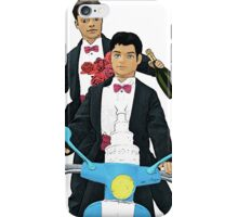 Just Married! iPhone Case/Skin