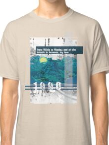"""Monkey Island's: """"From Melee to Monkey and all the islands in between, my love..."""" Classic T-Shirt"""