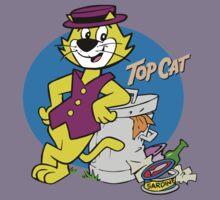 TOP CAT : CARTOON Kids Tee