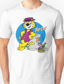 TOP CAT : CARTOON T-Shirt