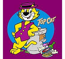 TOP CAT : CARTOON Photographic Print