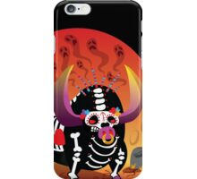 Bull of Death iPhone Case/Skin