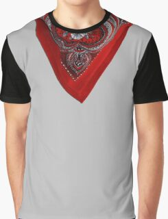 How to Tie A Bandana  Graphic T-Shirt