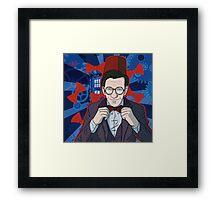 Doctor 11 Framed Print