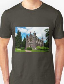 countryside church Unisex T-Shirt