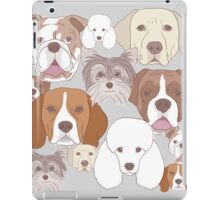 Dog Lover iPad Case/Skin