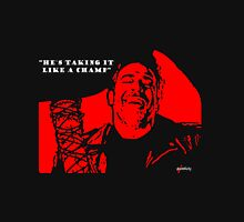 "Negan ""Taking it like a champ"" Unisex T-Shirt"