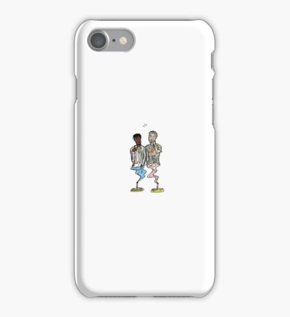 trap cover album fashion street style music iPhone Case/Skin