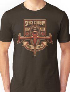 Space Cowboy - Bounty Hunter Unisex T-Shirt