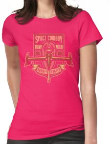 Space Cowboy - Bounty Hunter Womens Fitted T-Shirt