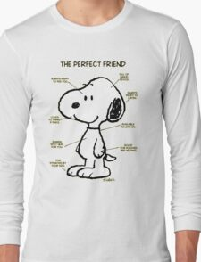 THE PERFECT FRIEND Long Sleeve T-Shirt