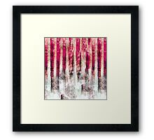 abstract 5/16 Framed Print
