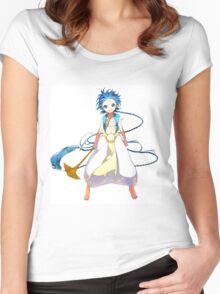 Aladdin magi Women's Fitted Scoop T-Shirt