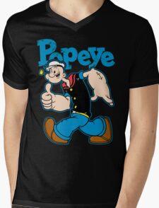 SAILOR MAN Mens V-Neck T-Shirt
