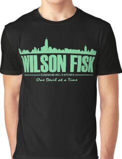 Wilson Fisk Graphic T-Shirt