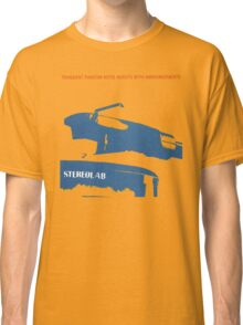 Stereolab- Transient Random-Noise Bursts With Announcements Classic T-Shirt